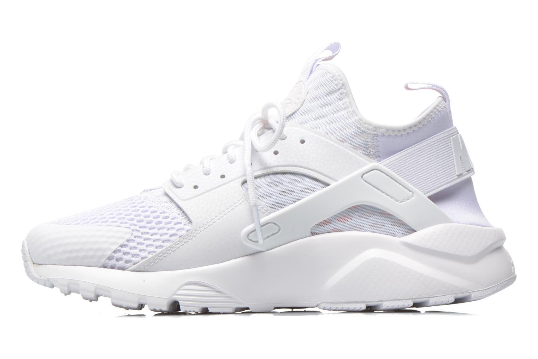Sneaker Nike Nike Air Huarache Run Ultra Br weiß ansicht von vorne