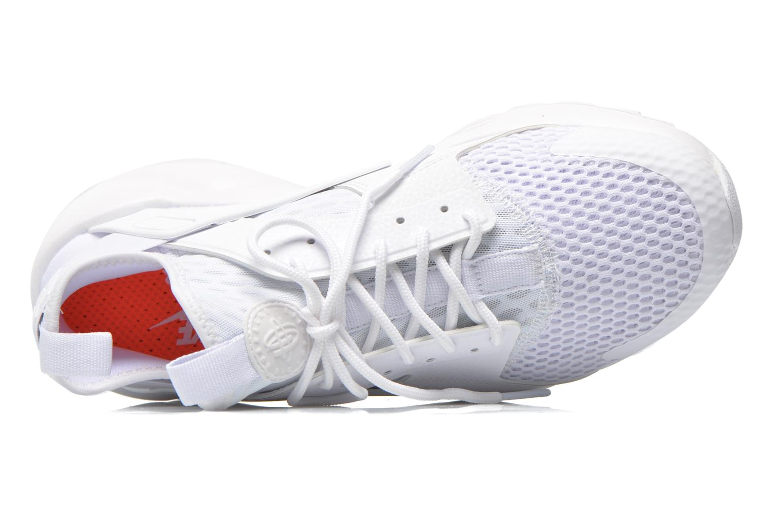 Trainers Nike Nike Air Huarache Run Ultra Br White view from the left