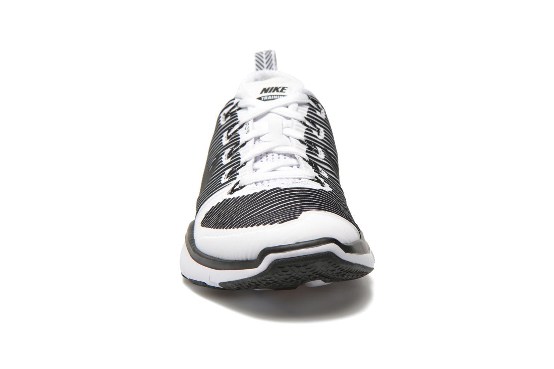 Scarpe sportive Nike Nike Free Train Versatility Bianco modello indossato