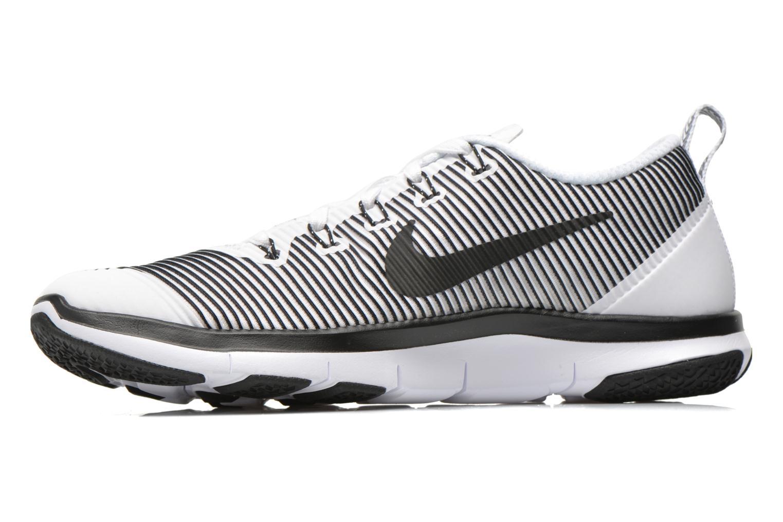 Sportschuhe Nike Nike Free Train Versatility weiß ansicht von vorne