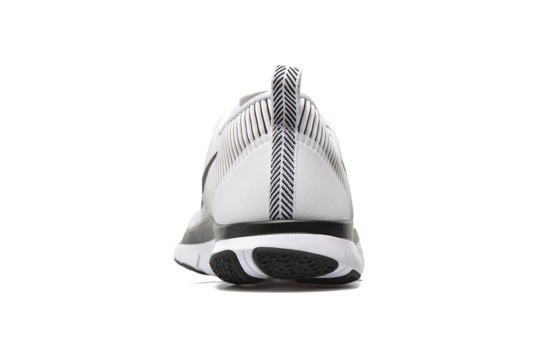 Sportschuhe Nike Nike Free Train Versatility weiß ansicht von rechts