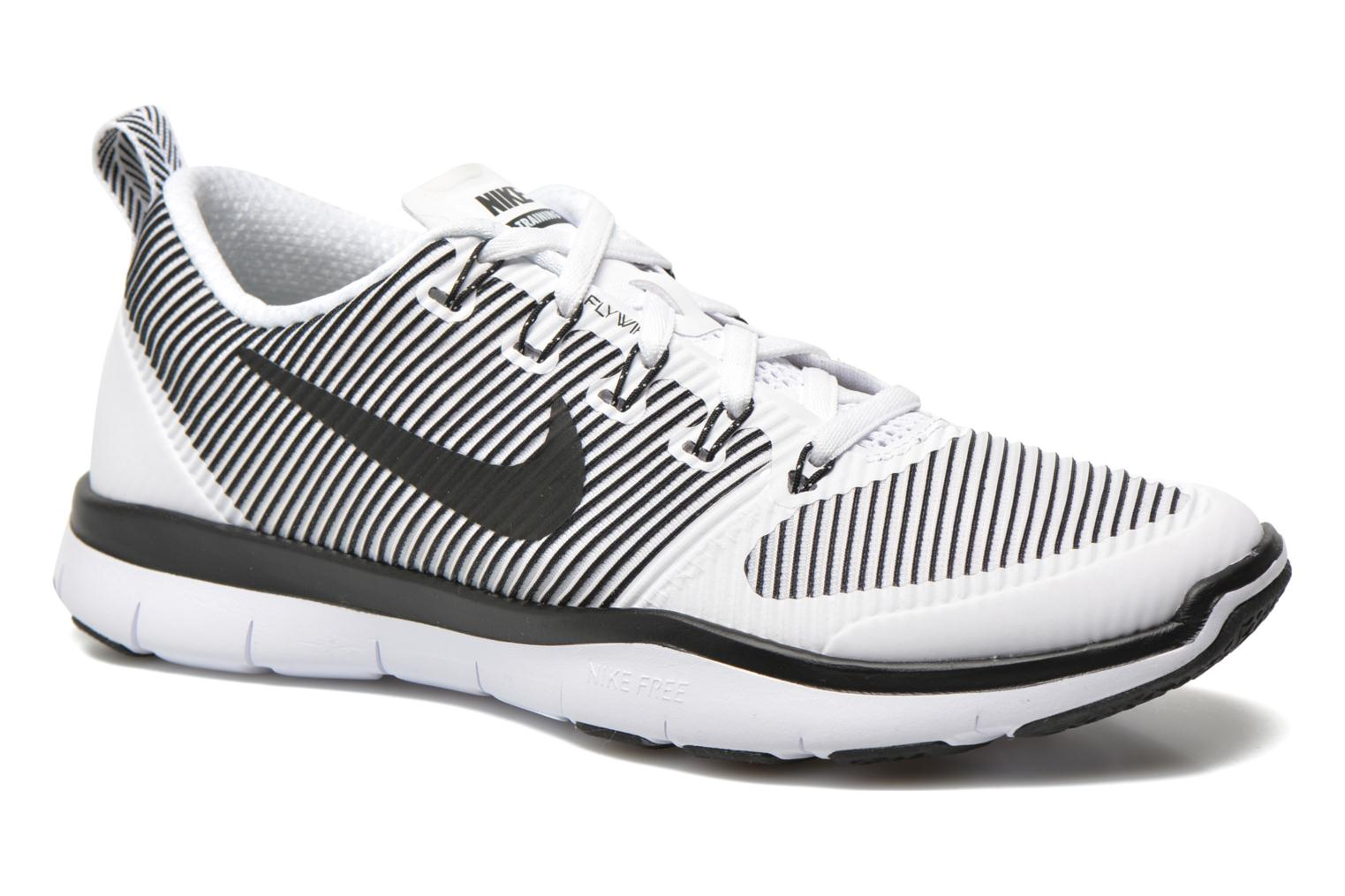 Sport shoes Nike Nike Free Train Versatility White detailed view/ Pair view