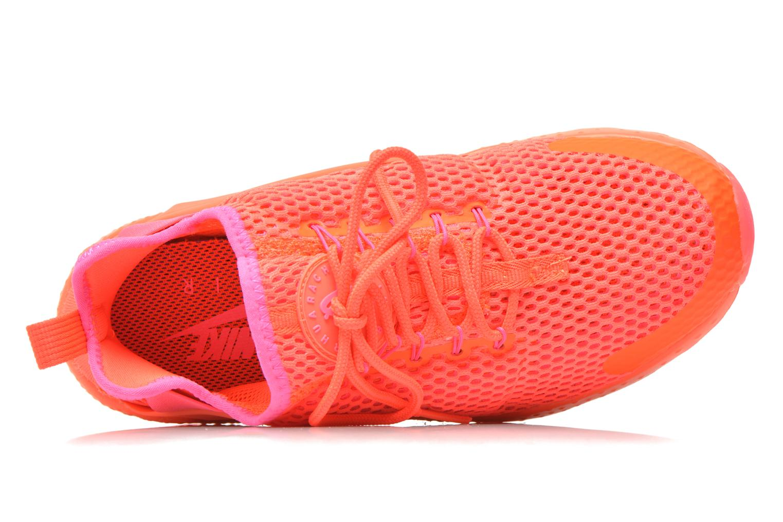 Deportivas Nike W Air Huarache Run Ultra Br Naranja vistra trasera