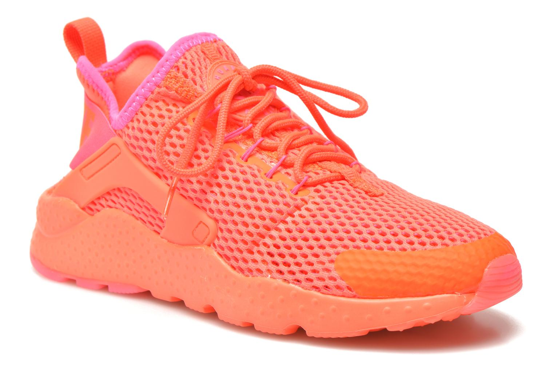 Sneakers Nike W Air Huarache Run Ultra Br Orange detaljerad bild på paret