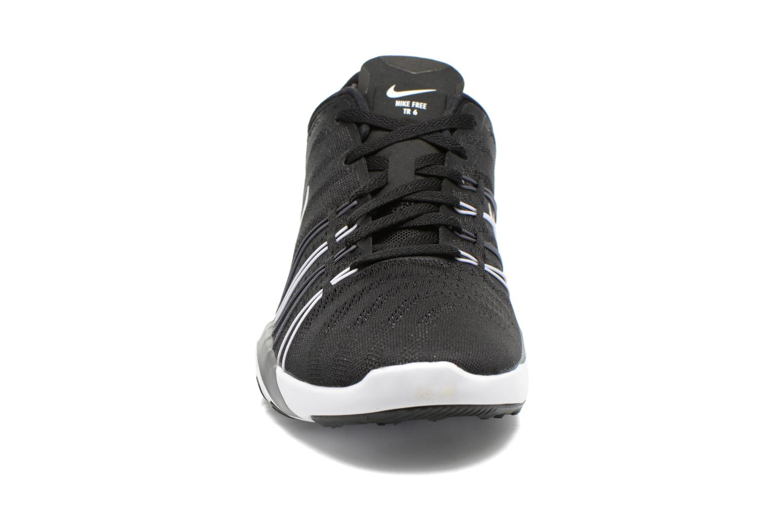 Sportschuhe Nike Wmns Nike Free Tr 6 schwarz schuhe getragen