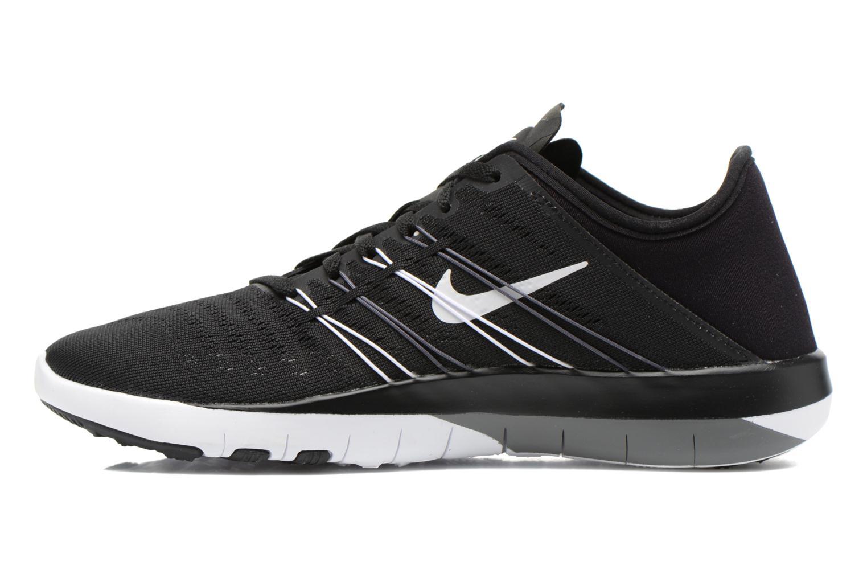 Sportschuhe Nike Wmns Nike Free Tr 6 schwarz ansicht von vorne