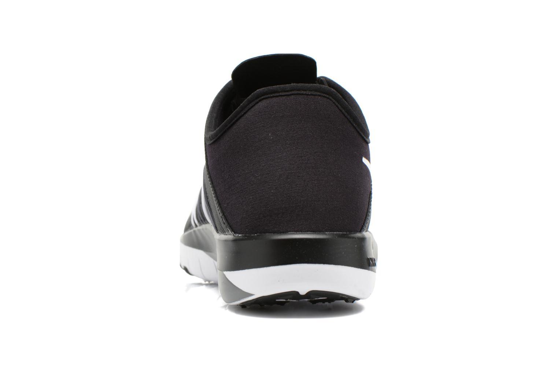 Sportschuhe Nike Wmns Nike Free Tr 6 schwarz ansicht von rechts