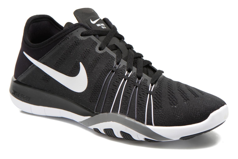 Wmns Nike Free Tr 6 Black/White-Cool Grey