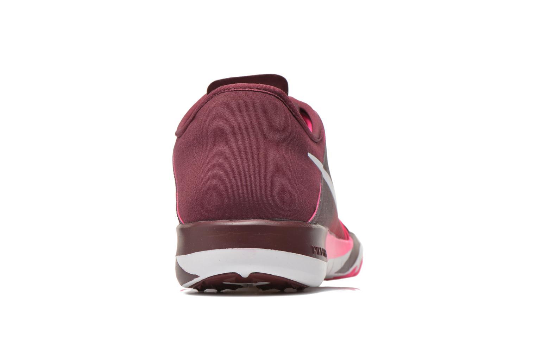 Wmns Nike Free Tr 6 Prt Pink Blast/White-Night Maroon
