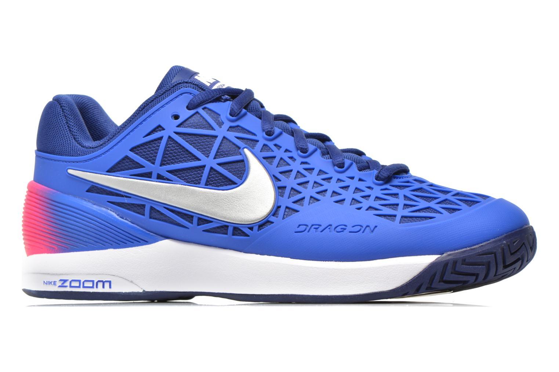 Chaussures de sport Nike Wmns Nike Zoom Cage 2 Eu Bleu vue derrière