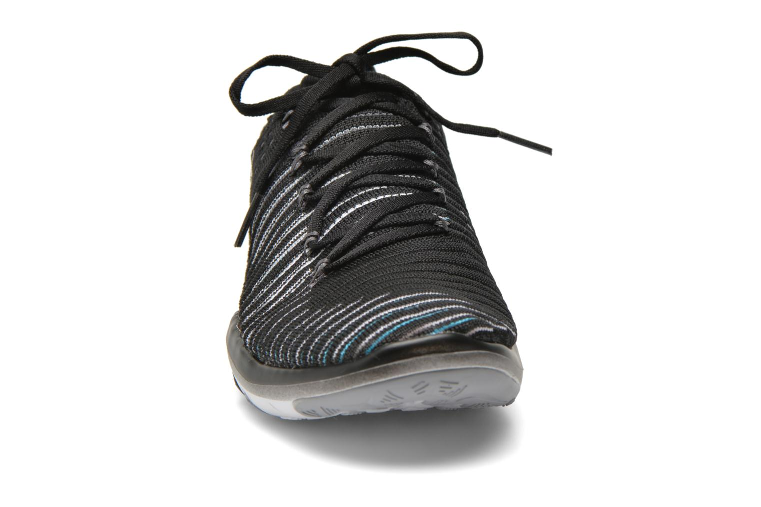 Wm Nike Free Transform Flyknit Black/White-Wolf Grey-Drk Grey
