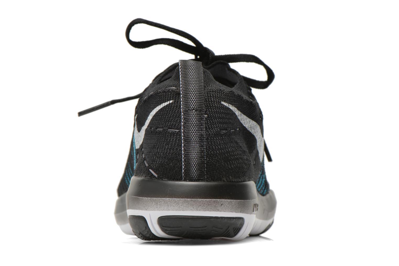 Sportschuhe Nike Wm Nike Free Transform Flyknit schwarz ansicht von rechts