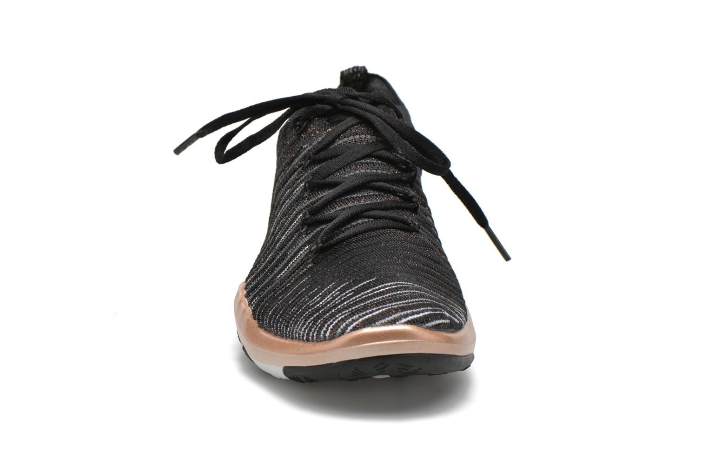 Sportssko Nike Wm Nike Free Transform Flyknit Sort se skoene på