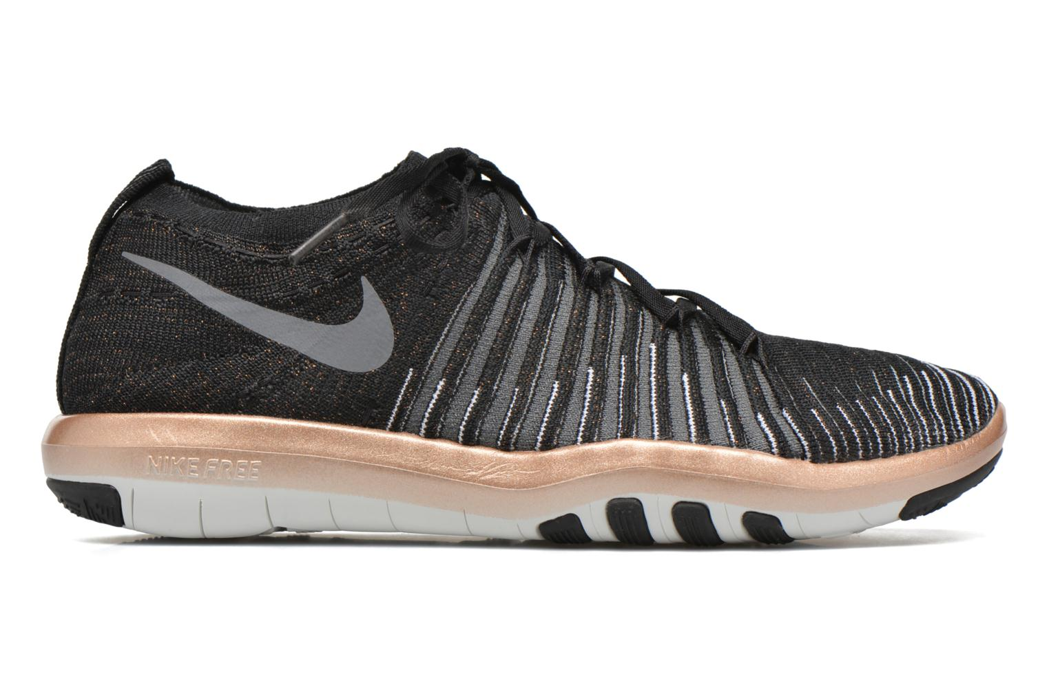 Wm Nike Free Transform Flyknit Black/Cool Grey-Mtlc Red Bronze