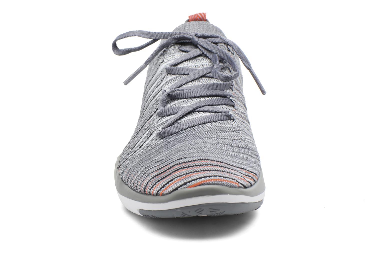 Sportschuhe Nike Wm Nike Free Transform Flyknit grau schuhe getragen