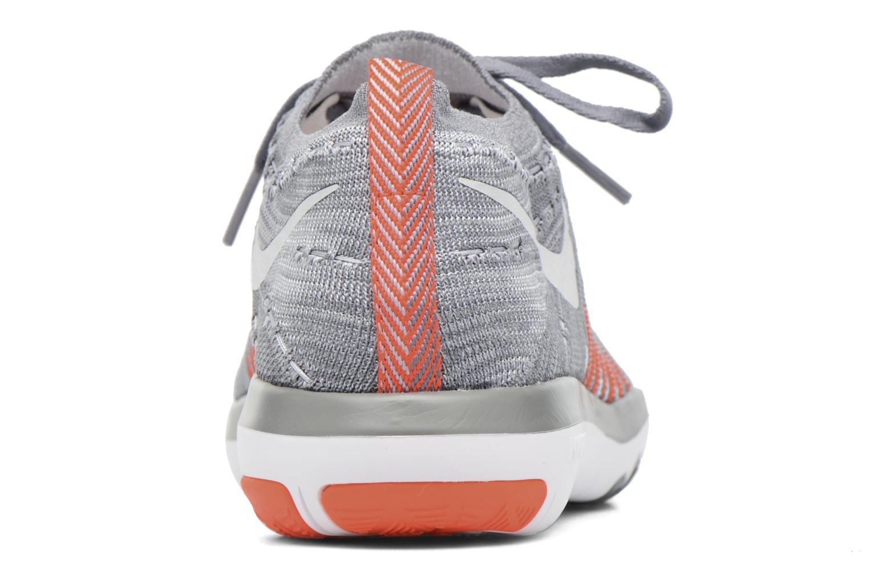 Sportschuhe Nike Wm Nike Free Transform Flyknit grau ansicht von rechts