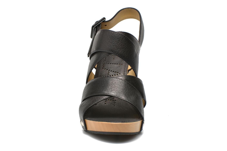 Sandalen Free Lance Farah 7 Sandal schwarz schuhe getragen