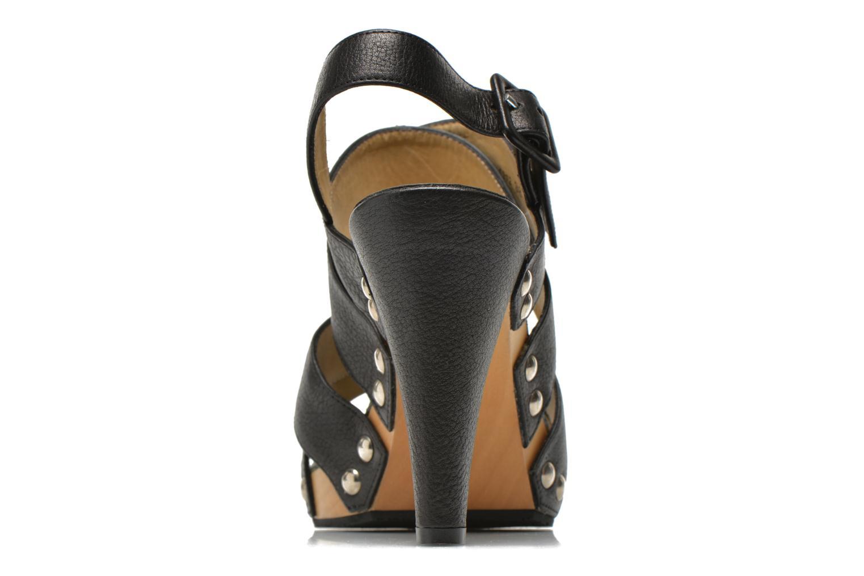 Sandales et nu-pieds Free Lance Farah 7 Sandal Noir vue droite
