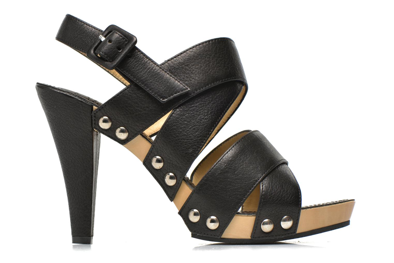 Sandales et nu-pieds Free Lance Farah 7 Sandal Noir vue derrière
