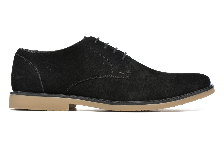 Snörade skor I Love Shoes SUPERBES Svart bild från baksidan