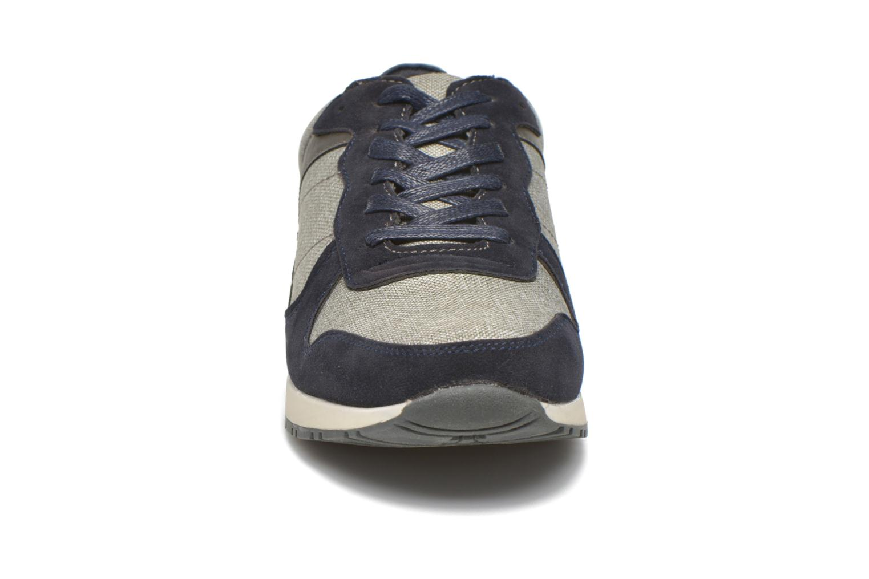 Sneaker I Love Shoes SUPERVISE grau schuhe getragen