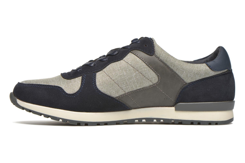 Sneakers I Love Shoes SUPERVISE Grijs voorkant