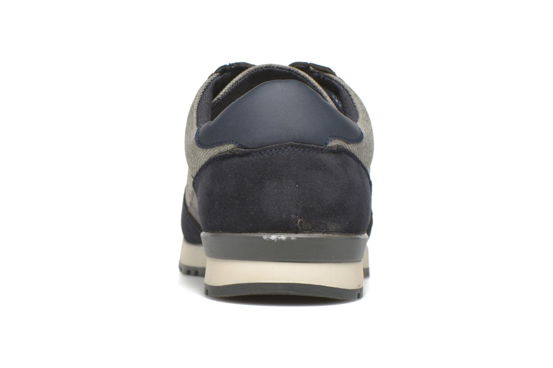 Sneaker I Love Shoes SUPERVISE grau ansicht von rechts