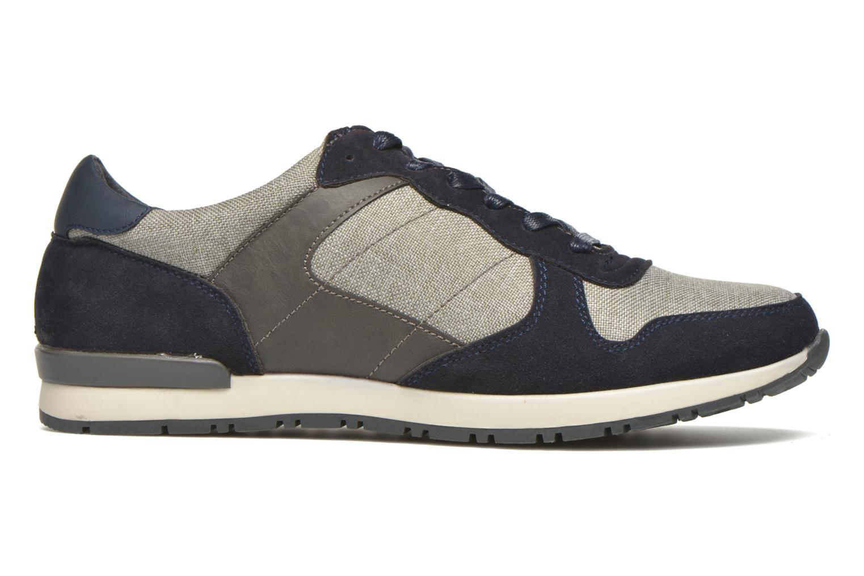 Sneaker I Love Shoes SUPERVISE grau ansicht von hinten