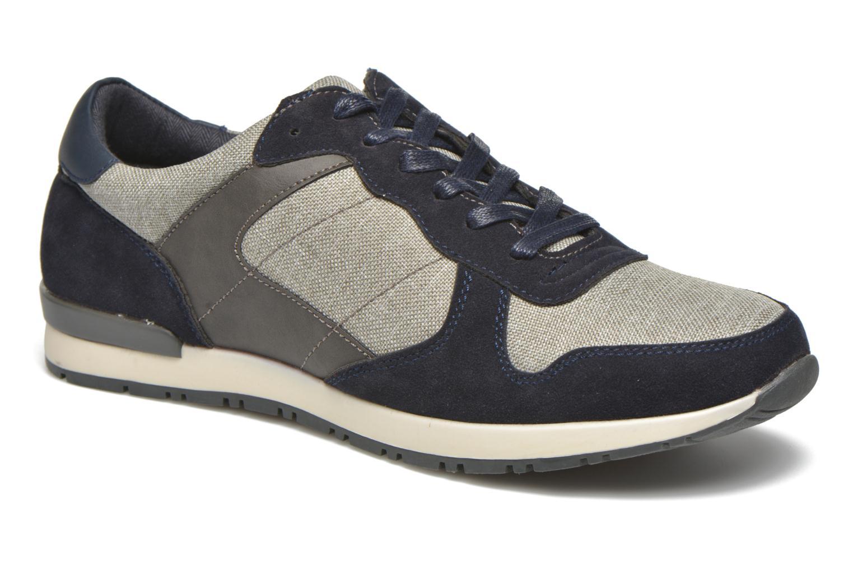 Sneakers I Love Shoes SUPERVISE Grijs detail
