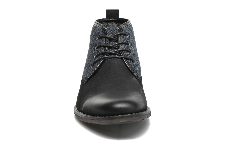 Bottines et boots I Love Shoes SUPESUKKA Noir vue portées chaussures