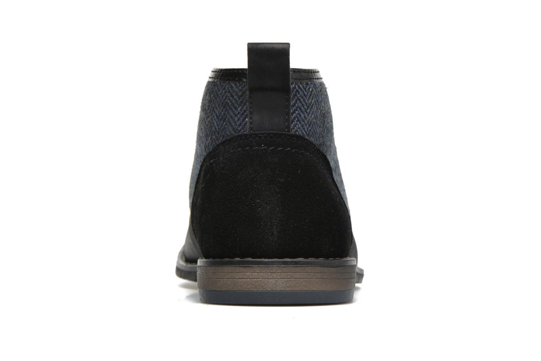 Boots en enkellaarsjes I Love Shoes SUPESUKKA Zwart rechts