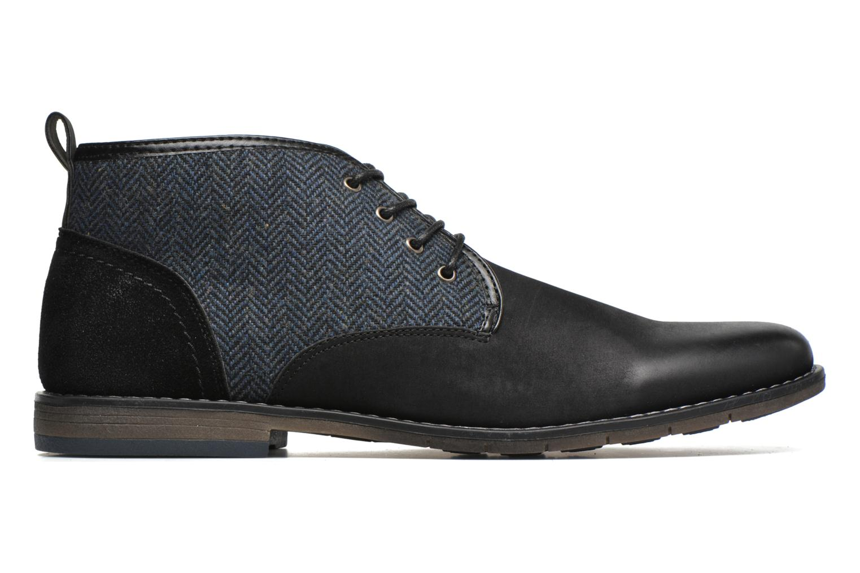 Boots en enkellaarsjes I Love Shoes SUPESUKKA Zwart achterkant