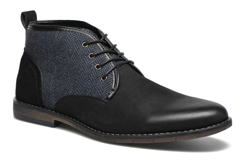 Boots en enkellaarsjes I Love Shoes SUPESUKKA Zwart detail