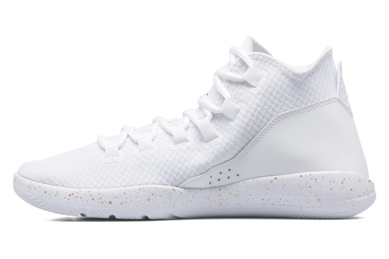 Chaussures à lacets Jordan Jordan Reveal Blanc vue face