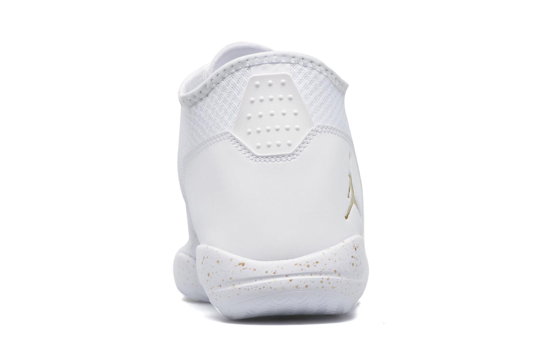 Chaussures à lacets Jordan Jordan Reveal Blanc vue droite