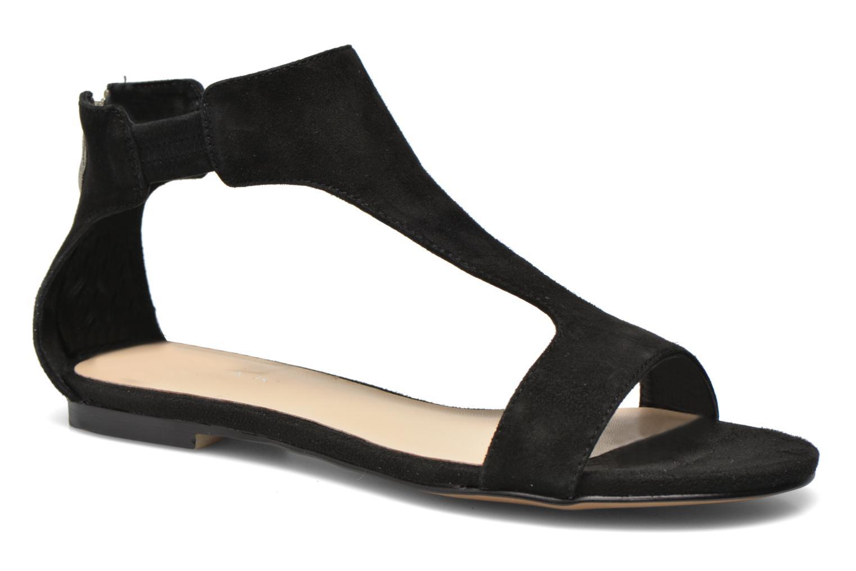 Sandales et nu-pieds Jonak Summer Noir vue détail/paire