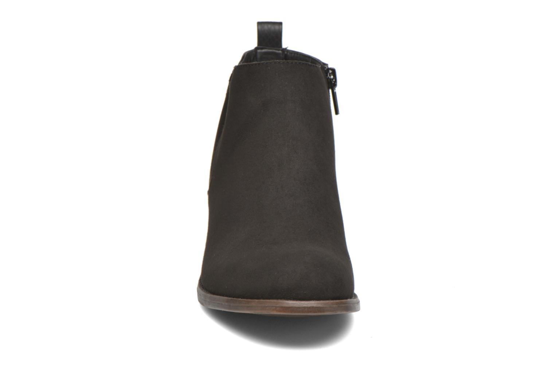 Bottines et boots I Love Shoes THESARD Noir vue portées chaussures