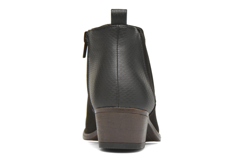 Bottines et boots I Love Shoes THESARD Noir vue droite