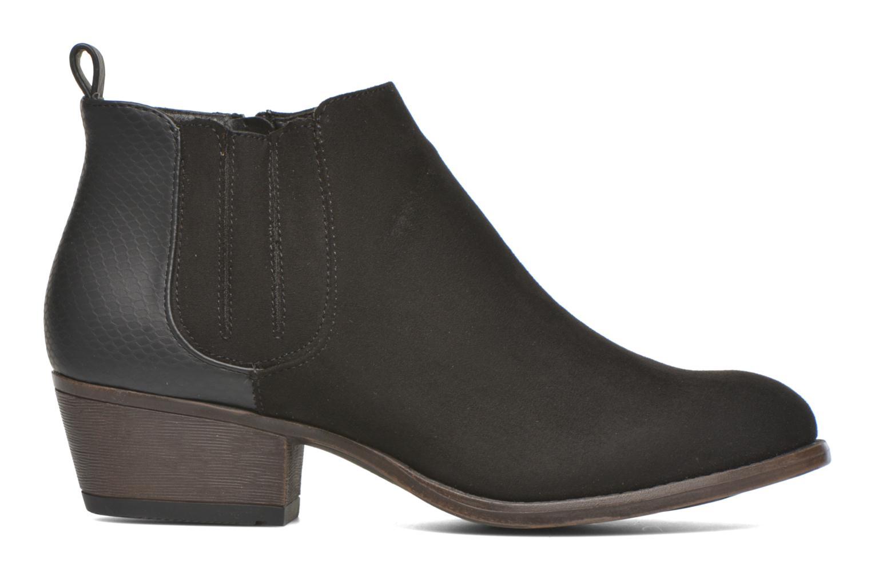 Bottines et boots I Love Shoes THESARD Noir vue derrière