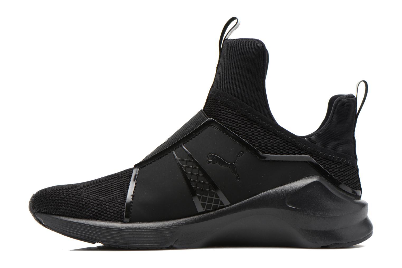 Chaussures de sport Puma WNS Fierce Core Noir vue face