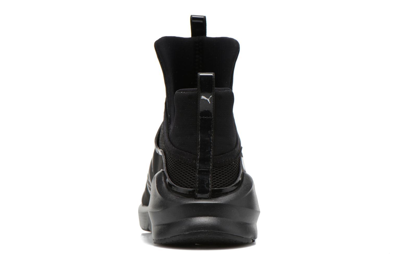 Chaussures de sport Puma WNS Fierce Core Noir vue droite