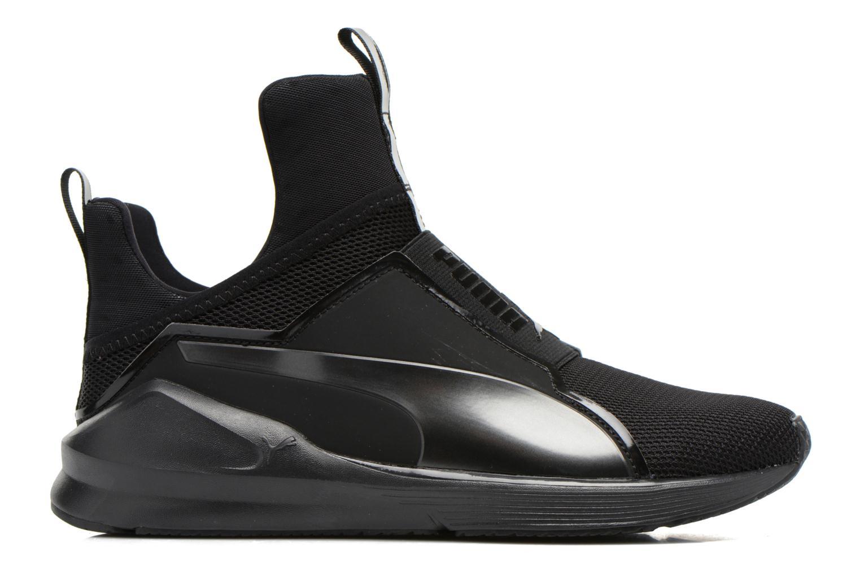 Chaussures de sport Puma WNS Fierce Core Noir vue derrière