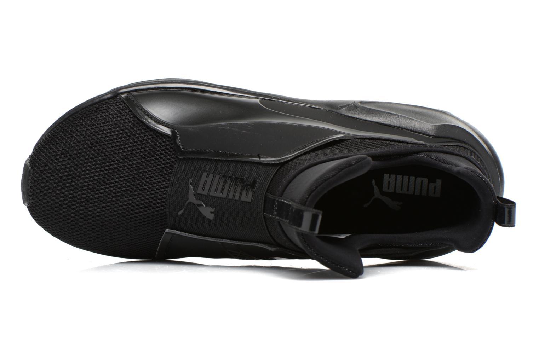 Chaussures de sport Puma WNS Fierce Core Noir vue gauche