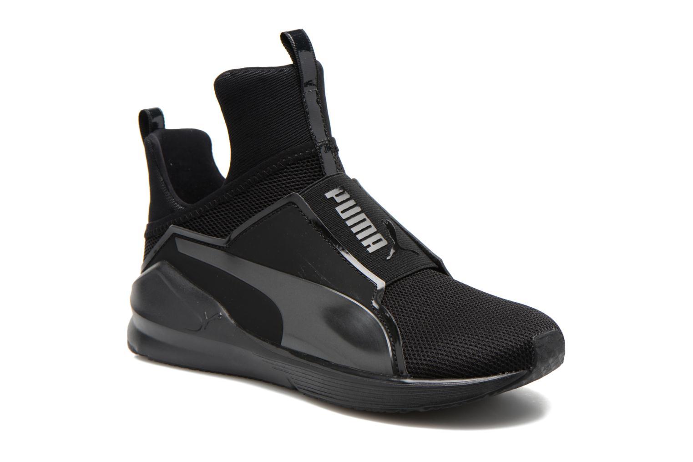 Sportschuhe Puma WNS Fierce Core schwarz detaillierte ansicht/modell