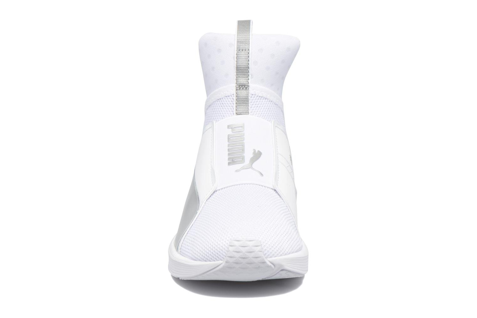 Sport shoes Puma WNS Fierce Core White model view