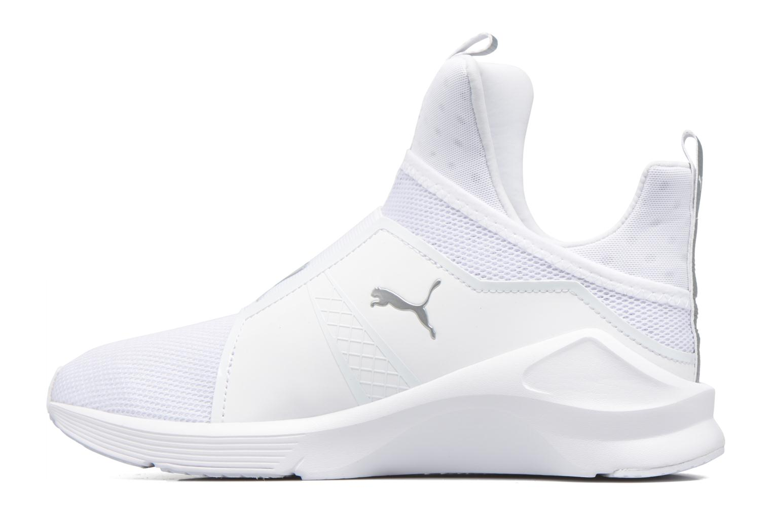 Sport shoes Puma WNS Fierce Core White front view