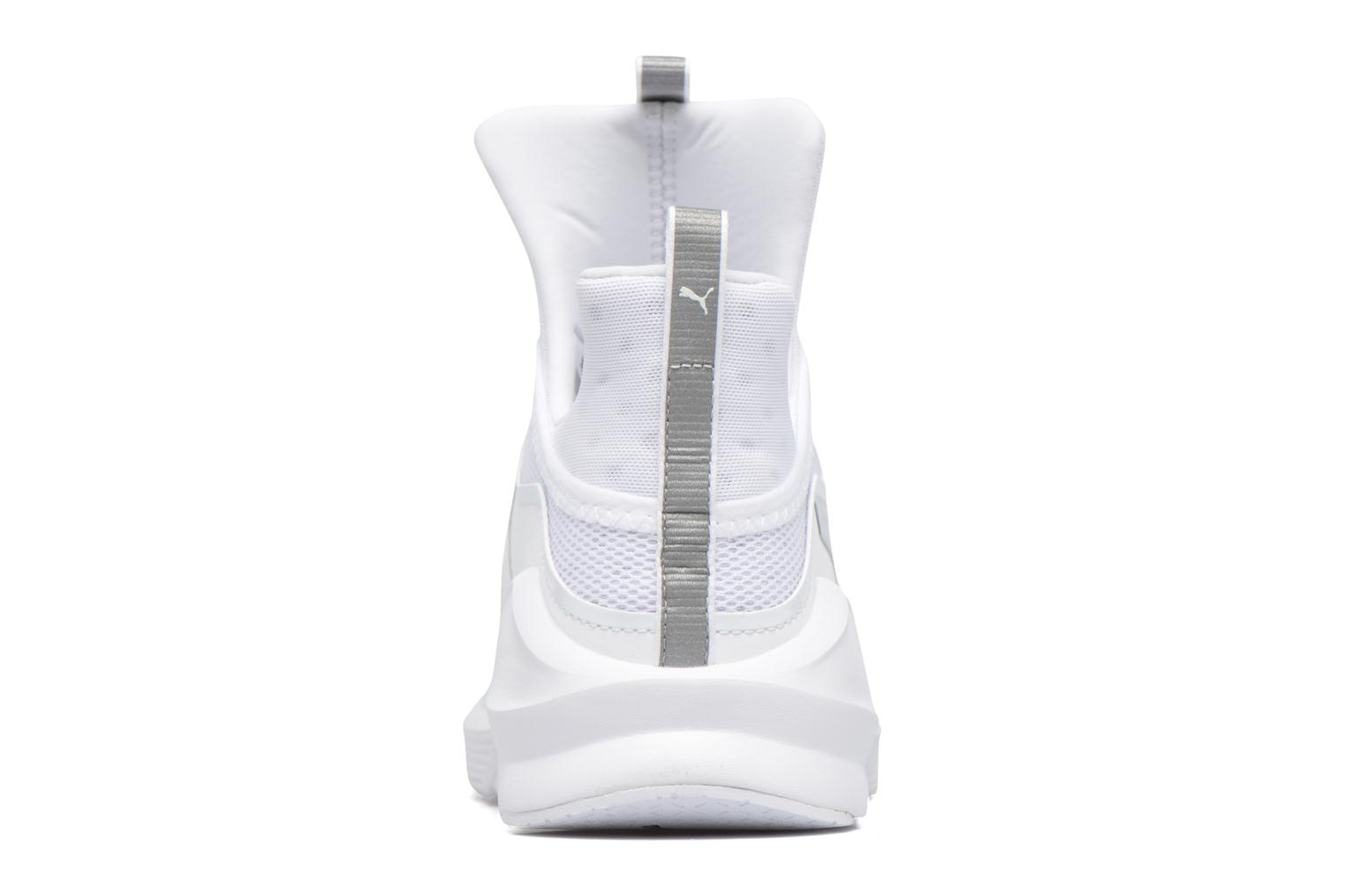 Sport shoes Puma WNS Fierce Core White view from the right