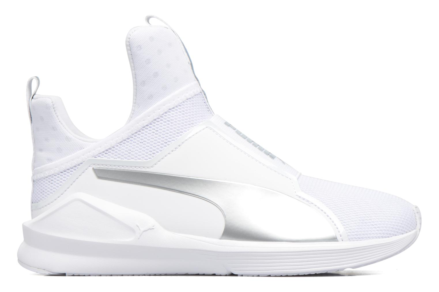 Sport shoes Puma WNS Fierce Core White back view