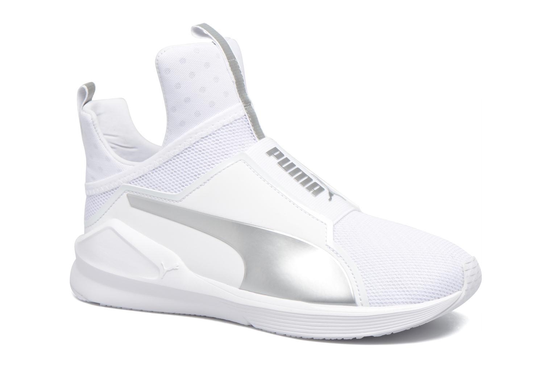 Puma WNS Fierce Core (Blanc) - Chaussures de sport chez Sarenza (303702)