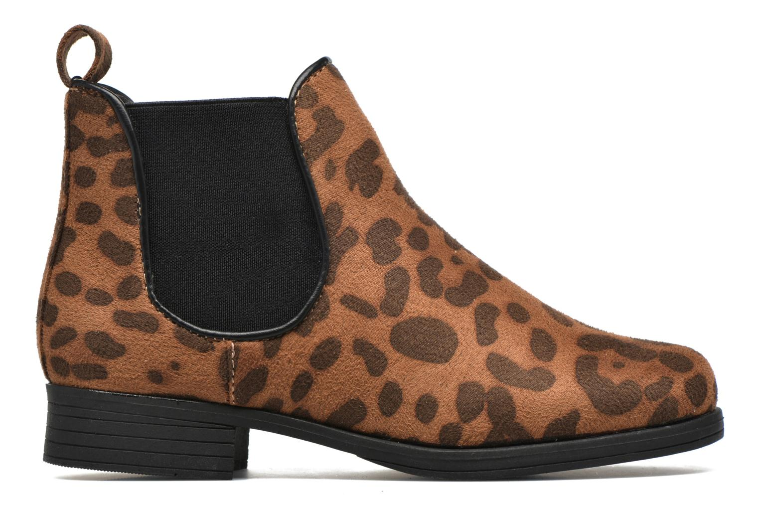 Ankle boots I Love Shoes MCKELSEA Brown back view